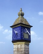 Countess Framed Prints - Sundials On The Countess Pillar, Cumbria Framed Print by Martin Bond