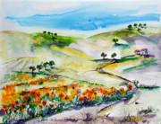 Ginette Fine Art LLC Ginette Callaway - Sunflower Fields
