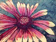 Sunflower Paintings - Sunflower by Todd A Blanchard