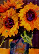 Carol  Nelson - Sunflower Trio