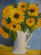 Candace Doub - Sunflowers