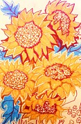 Heather  Whitney - Sunflowers
