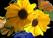 Kate Farrant - Sunflowers