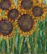 Kristen Fagan - Sunflowers