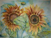 Lee Stockwell - Sunflowers