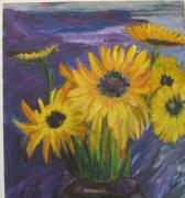 All - Sunflowers of My Mind by Carolyn Zaroff