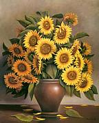 Suleyman Mavruk - Sunflowers