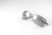 Protective Originals - Sunglasses in Black and White by Prachya Singaroon