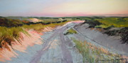 Sand Pastels - Sunkissed by Jeanne Rosier Smith
