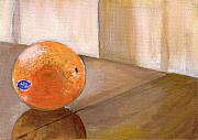 Fruit Still Life Originals - Sunkist by Sarah Lynch