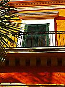 Sunlit By Michael Fitzpatrick Print by Olden Mexico