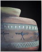 Kenneth McGarity - Sunlit Indian Pottery