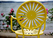 Union Terrace Photo Posters - Sunny Side Up Poster by Linda Mishler