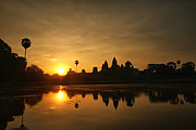 Jojie Alcantara - Sunrise at Angkor