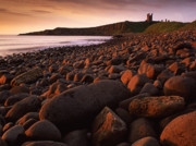 Embleton Prints - Sunrise at Embleton Bay Print by John Perriment
