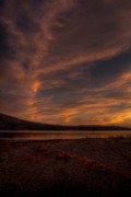 R J Ruppenthal - Sunrise at Nanoose Flats