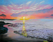 Felicity LeFevre - Sunrise at the Beach