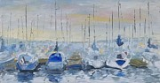 Fred Urron - Sunrise At The Marina