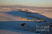 Featured Art - Sunrise At White Sands National Monument by Greg Dimijian