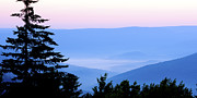 Rejuvenation Art - Sunrise Highland Scenic Highway by Thomas R Fletcher
