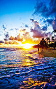 Sunrise Photos - Sunrise in Paradisus by Anthony Rego