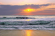 Mary Almond - Sunrise on the Outer Banks