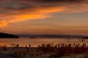 R J Ruppenthal - Sunrise over the Fog Bank