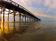 Julie Bostian - Sunrise Pier