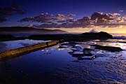 Noel Elliot - Sunrise Reflections and Wave
