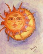 Celestial Originals - Sunrise by Shelley Bain