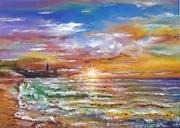 Sunset 6 Print by Eric Sosnowski