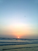 Bgi Gadgil - Sunset And Sea