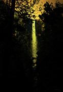 Wingsdomain Art and Photography - Sunset At Bridalveil Fall