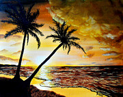Felicity LeFevre - Sunset Beach
