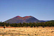 American Southwest Photos - Sunset Crater Volcano National Monument by Christine Till