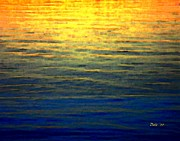 Dale Ford Art - Sunset by Dale   Ford