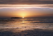 Austral Islands Prints - Sunset, Falkland Islands Print by Charlotte Main