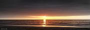Sunset Print by Gina De Gorna