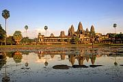 Desenclos Patrick - Sunset in Cambodia