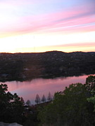 Nancy Natho - Sunset Lake Austin