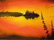 Ron Sargent - Sunset Lake1