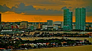 Ronald  Bell - sunset Miami 2 towers
