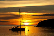 Cheryl Perin - Sunset On Bowman Bay
