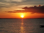 Kimberly Perry - Sunset on Providenciales