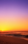 Vince Photos - Sunset On The Beach by Vince Cavataio - Printscapes