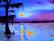Karen Conine - Sunset On The Swamp