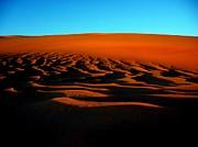 Sunset On The Ubari Sand Sea Print by Joe & Clair Carnegie / Libyan Soup