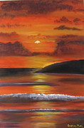 Susan McLean Gray - Sunset Orange