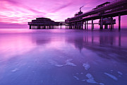 Nederland Originals - Sunset over the Pier by Mihai ANDRITOIU