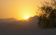 Outlook Photos - Sunset over the Sinai desert in Egypt by Stefano Baldini